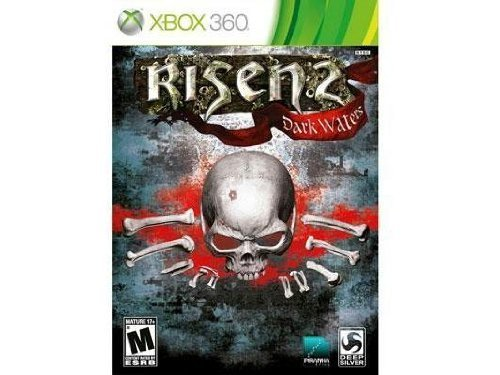 Xbox 360 Risen 2 Dark Waters Square Enix Llc M