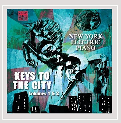 New York Electric Piano Vol. 1 2 Keys To The City