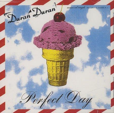 Duran Duran/Perfect Day / White Lines (X3)