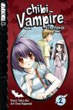 Tohru Kai Chibi Vampire The Novel Volume 2