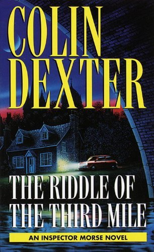 Colin Dexter Riddle Of The Third Mile
