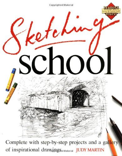 Judy Martin Sketching School Learn As You Go