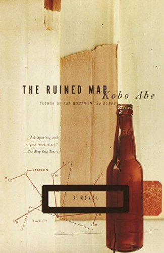 Kobo Abe The Ruined Map