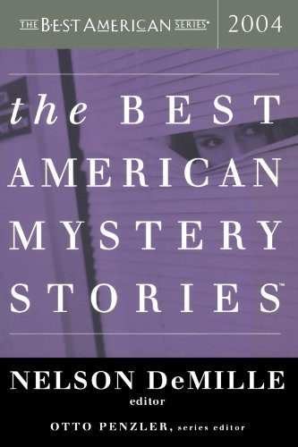 Otto Penzler The Best American Mystery Stories 2004 2004