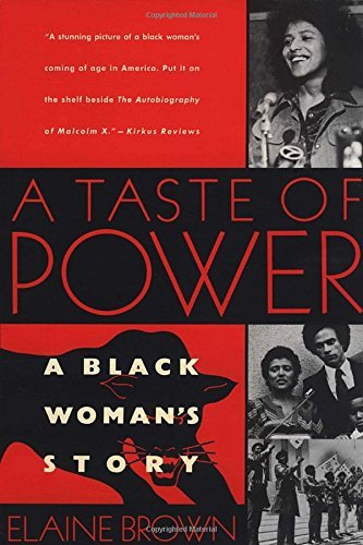 elaine-brown-a-taste-of-power-a-black-womans-story