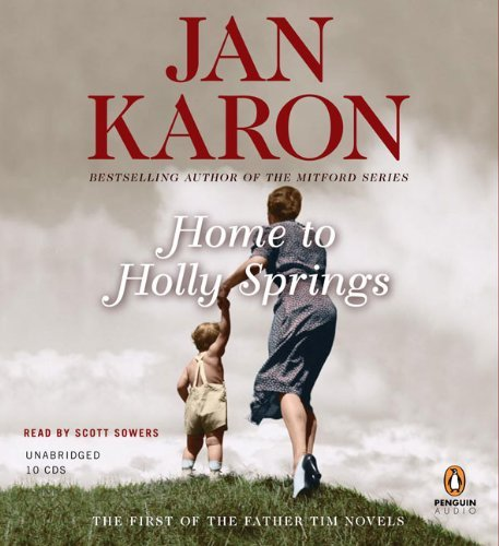 Jan Karon Home To Holly Springs