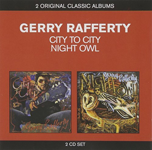 Gerry Rafferty City To City Night Owl 2 CD