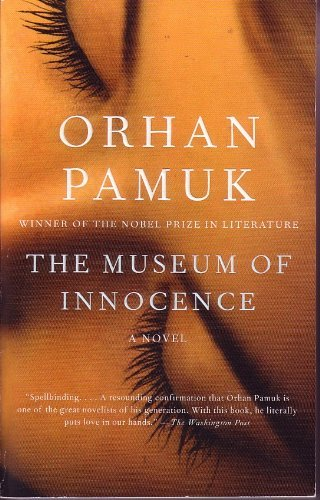Orhan Pamuk The Museum Of Innocence Vintage Intl
