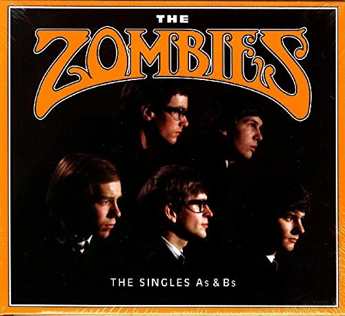 Zombies Singles A's & B's Import Eu 2 CD Set
