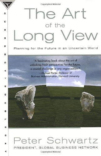 Peter Schwartz The Art Of The Long View