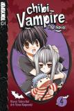 Tohru Kai Chibi Vampire The Novel Volume 4