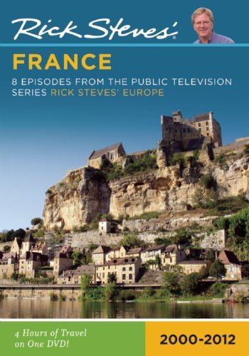 Rick Steves Rick Steves' France 8 Episodes From The Public Television Series Rick