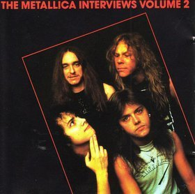 Metallica Vol. 2 Interviews Interview Picture Disc