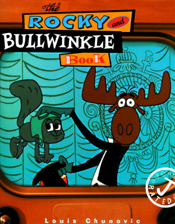 louis-chunovic-the-rocky-and-bullwinkle-book