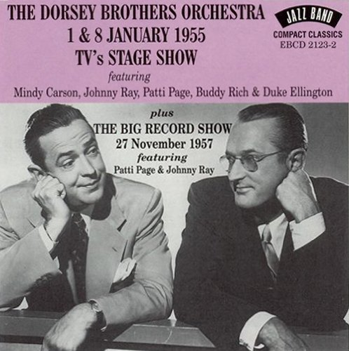 Dorsey Brothers Tv's Stage Show 1 & 8 January