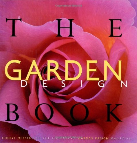 Cheryl Merser The Garden Design Book