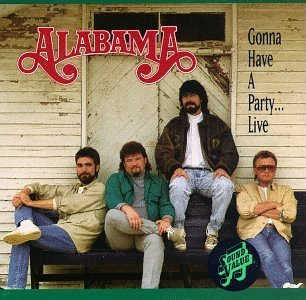 Alabama/Gonna Have A Party-Live