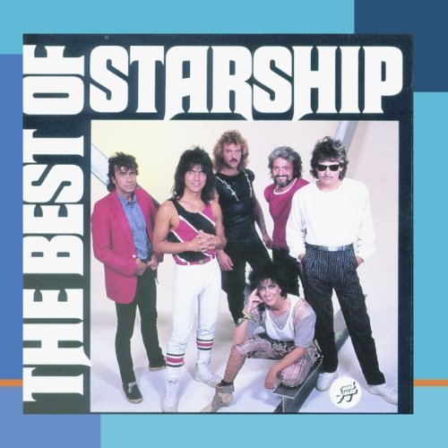 Starship Best Of Starship CD R