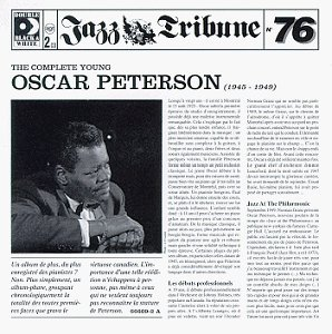 Oscar Peterson Complete Young Oscar Peterson