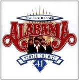 Alabama For The Record 41 Number One H 2 CD Set