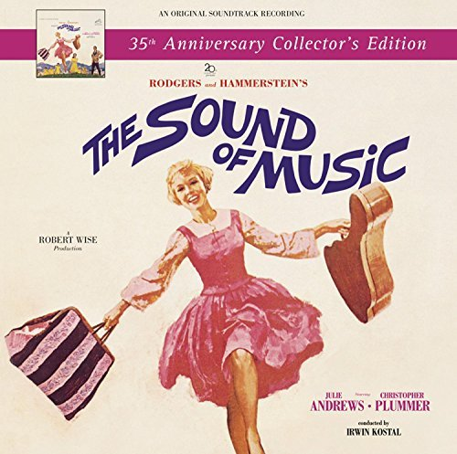 Sound Of Music 35th Anniversar Soundtrack 2 CD Set