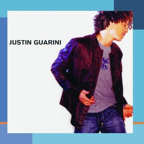 Justin Guarini His Debut Album CD R