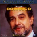 Placido Domingo Legendary Tenors Vol. 2 Domingo (ten)