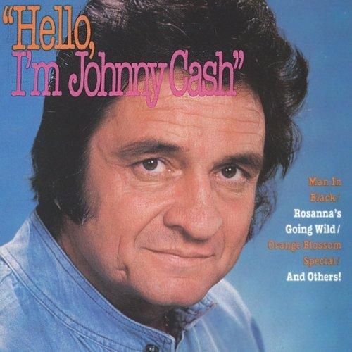 Johnny Cash/Hello I'M Johnny Cash