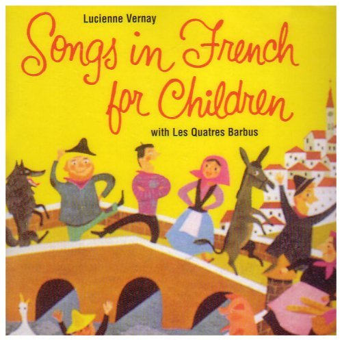 Vernay Les Quatre Barbus Songs In French For Children
