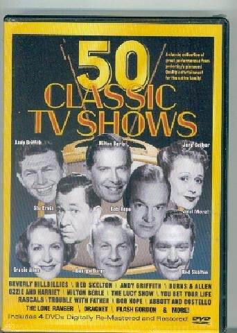50 Classic Tv Shows 50 Classic Tv Shows