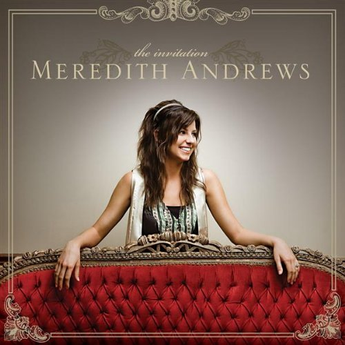 Meredith Andrews Invitation