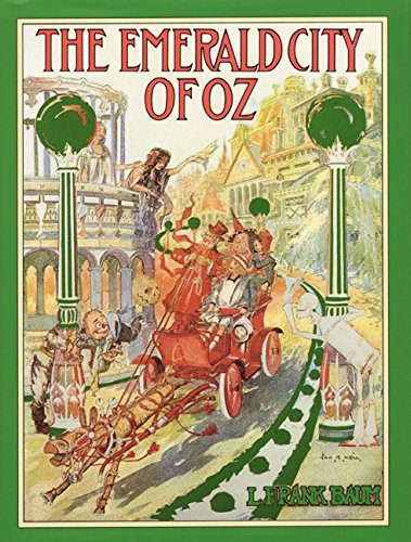 L. Frank Baum The Emerald City Of Oz