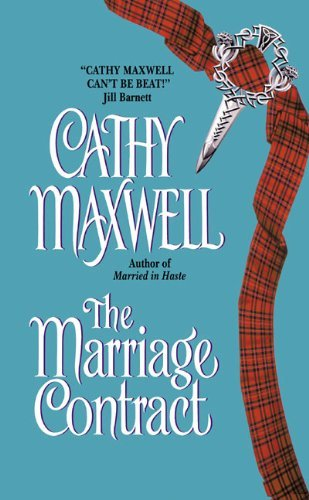 Cathy Maxwell The Marriage Contract