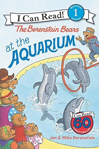 Jan Berenstain The Berenstain Bears At The Aquarium