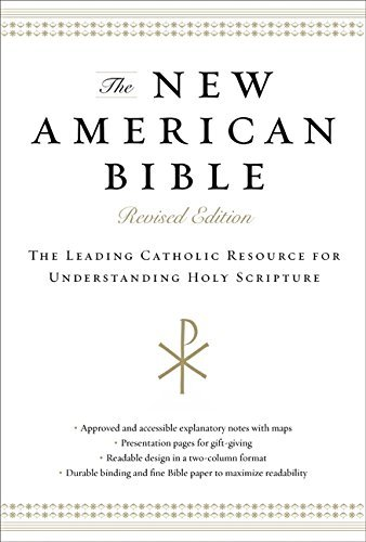 Thomas Nelson New American Bible Nabre New American Bi