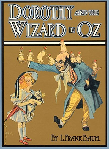 L. Frank Baum Dorothy And The Wizard In Oz