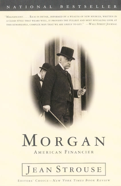Random House Morgan American Financier