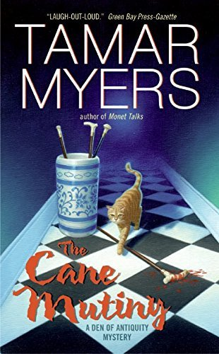 Tamar Myers The Cane Mutiny