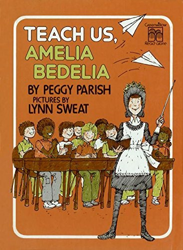 Peggy Parish Teach Us Amelia Bedelia