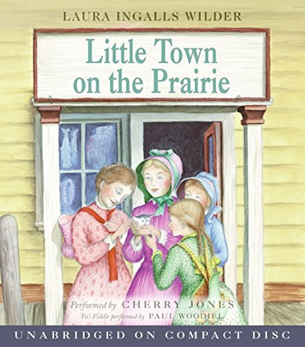 Laura Ingalls Wilder Little Town On The Prairie CD