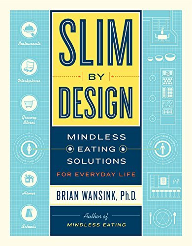Brian Wansink Slim By Design Mindless Eating Solutions For Everyday Life
