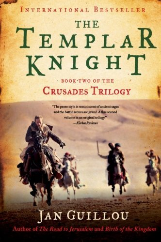 Jan Guillou The Templar Knight