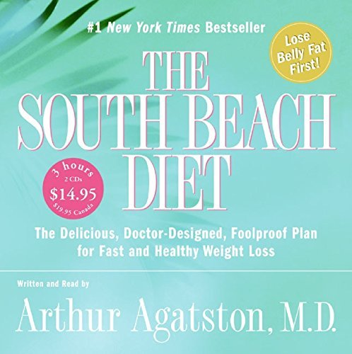 Arthur S. Agatston South Beach Diet CD Low Price Abridged