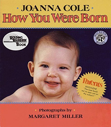 Joanna Cole How You Were Born Revised Expand