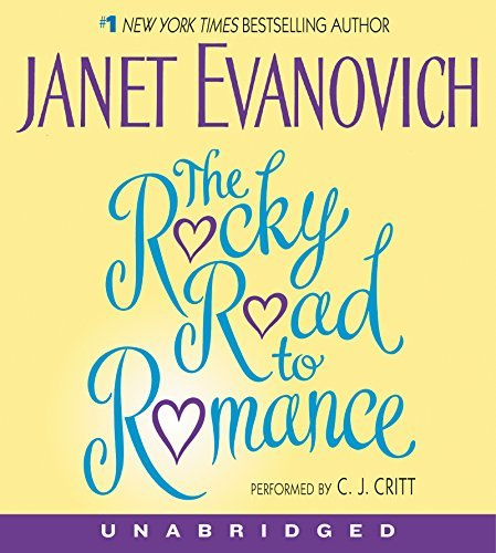 Janet Evanovich The Rocky Road To Romance CD