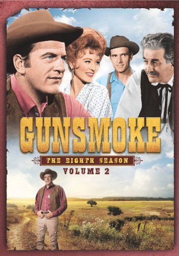 Gunsmoke Gunsmoke Vol. 2 Season 8 Gunsmoke Vol. 2 Season 8