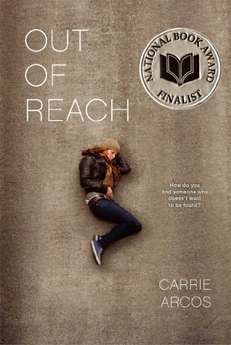 Carrie Arcos Out Of Reach Reprint