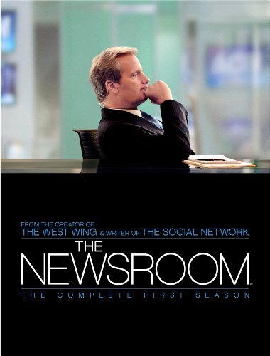 Newsroom Season 1 DVD Nr
