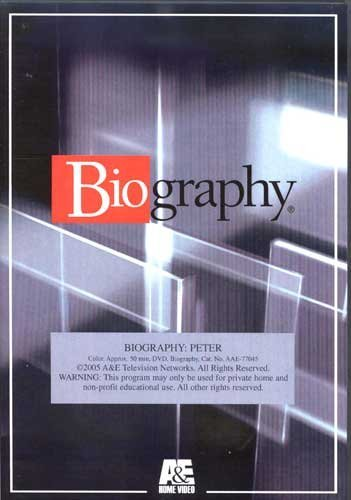 Biography Biography Peter Made On Demand Nr