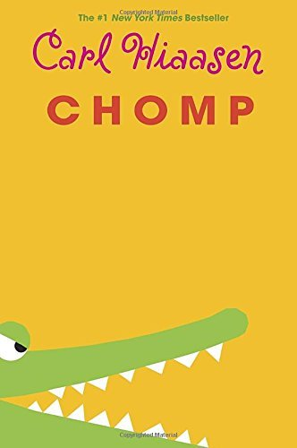 Carl Hiaasen Chomp